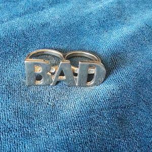 Ring -BAD